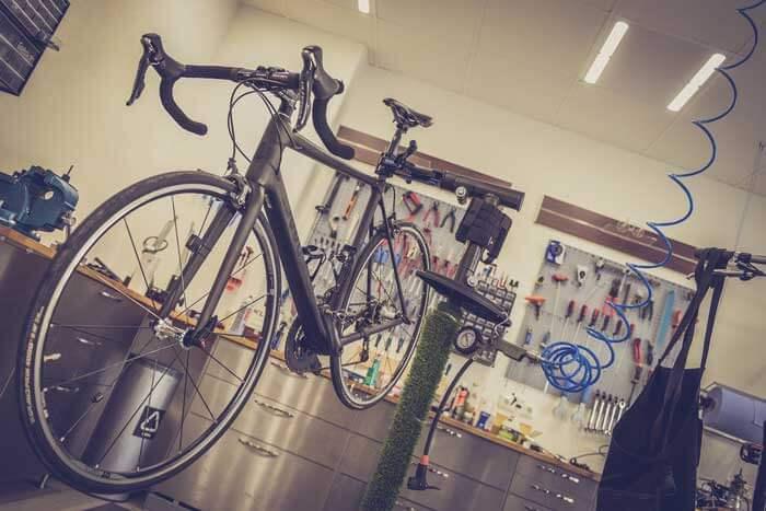 fahrrad reparatur kiel